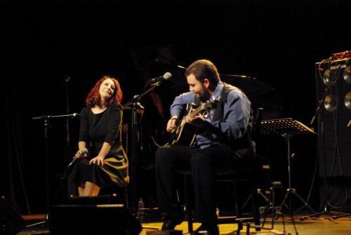 Scarves en concert salle Nougaro